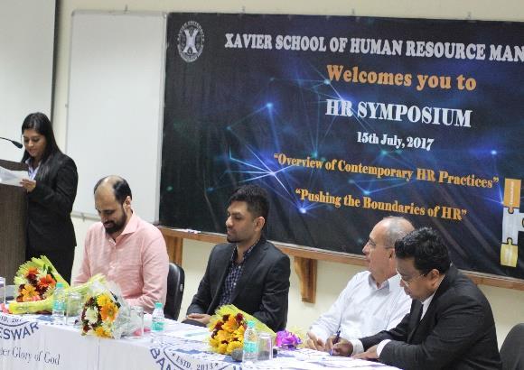 HR Symposium 15th July, 2017